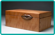 Peter Lloyd Handmade Jewelry Boxes
