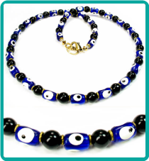 """Evil Eye"" Necklace"