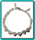 Girl's Communion Bracelet