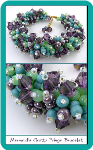 Mermaid's Grotto Fringe Bracelet