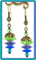 Cool Margaritas Earrings